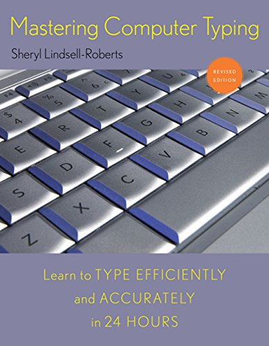 Compare Textbook Prices for Mastering Computer Typing, Revised Edition Revised Edition ISBN 0046442007290 by Lindsell-Roberts, Sheryl