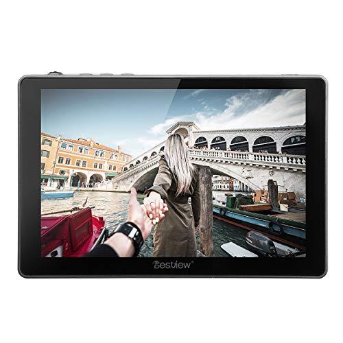 Desview R7 7 Zoll 1000cd/m2 Touch Screen 3D-LUT Video Field Monitor 4K HDMI Eingang Wellenform Vektorskop OCR -Bildschirm