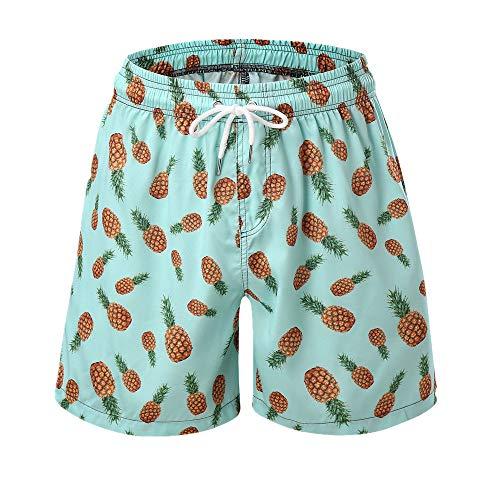 N\P Pantalones cortos de surf para hombre