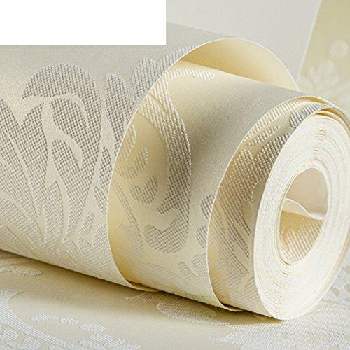 Rijst graan rustieke woonkamer behang/Europese stijl vliesbehang/3d[Achtergrond behang]/slaapkamer warm en zoet behang-A