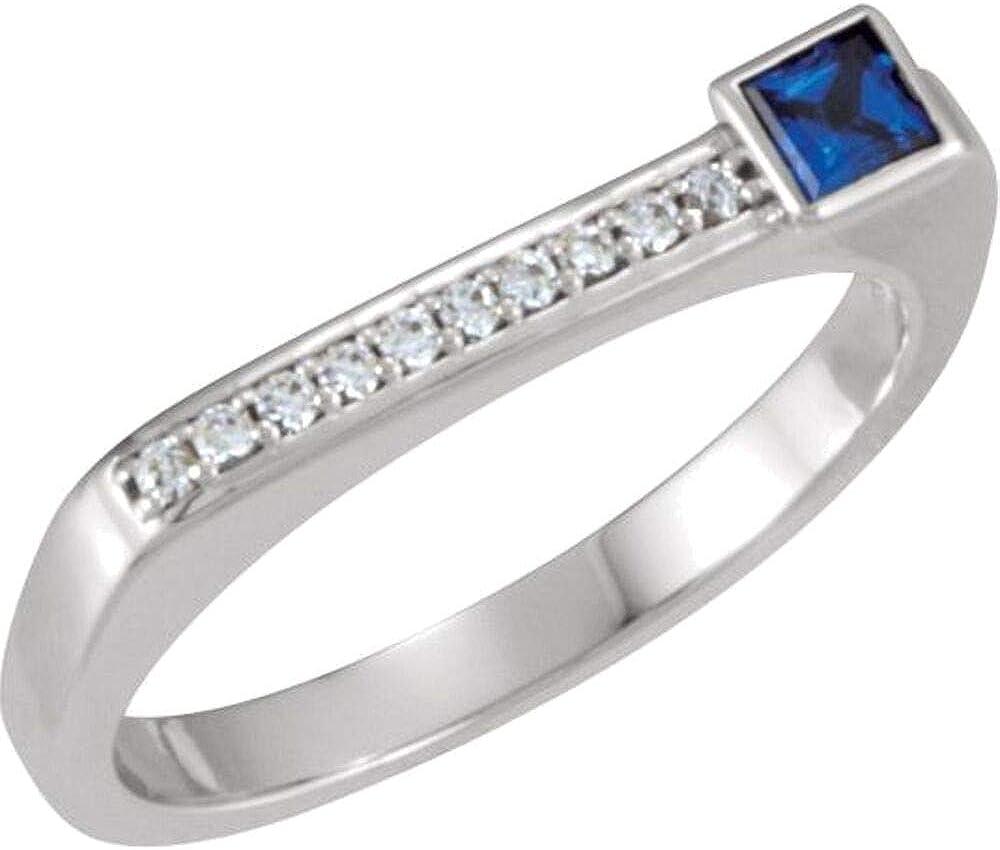 Boston Mall Bonyak Jewelry 14kt White Gold 1 4 CTW Stackable Diamond shipfree in Ring