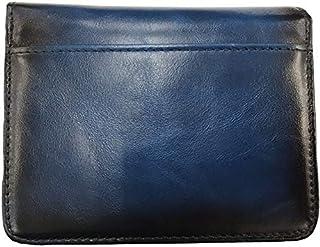 [Gahnen] 5年熟成レザー 二つ折り 財布 メンズ
