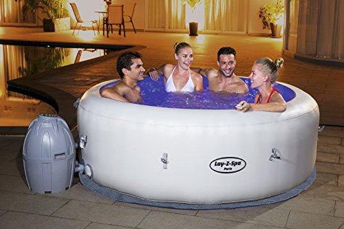 Bestway Lay-Z-Spa Paris Whirlpool, 196 x 66 cm - 2