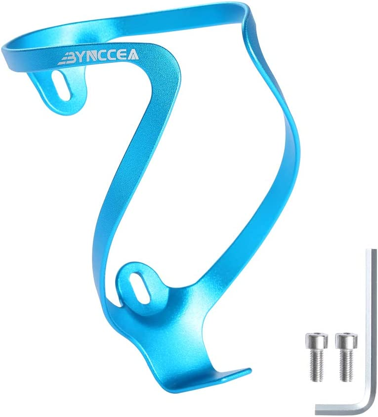 Bynccea Bike Water Bottle Cage Limited time sale Wate San Francisco Mall Lightweight Aluminum Bicycle