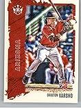 2021 Panini Diamond Kings #120 Daulton Varsho RC Rookie SP Short Print Arizona Diamondbacks Baseball Trading Card. rookie card picture