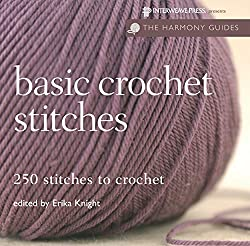 cover of Basic Crochet Stitches Book