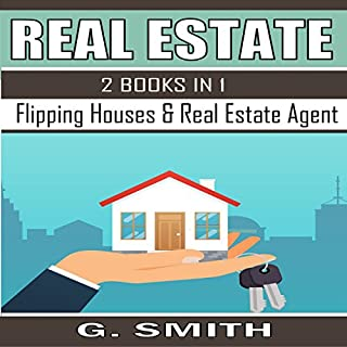 Real Estate, 2 Books in 1 audiobook cover art