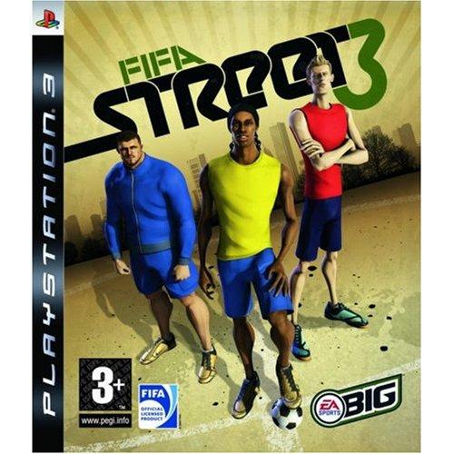 Fifa Street 3 - PEGI FR (PS3) gebr.