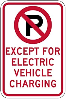 Best electric car parking sign Reviews