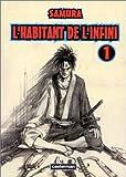 L'Habitant de l'infini, tome 1 - Casterman - 25/09/1995