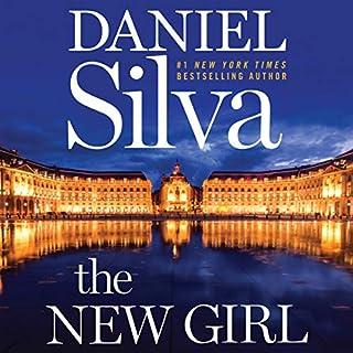 The New Girl audiobook cover art
