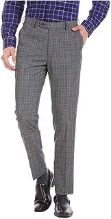 Arrow Men's Slim fit Formal Trousers