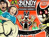 Dad Captured! Bendy And The Ink Machine Part 3 Haunts Our House FGTeeV Chapter 2