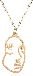 artsy necklaces