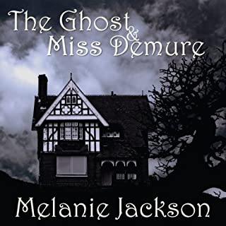 The Ghost and Miss Demure audiobook cover art
