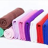 feilai Paquete de 5 paños de lavado de bambú servilletas de microfibra trapos de fibra de bambú toalla de limpieza de casa Gadgets Hot