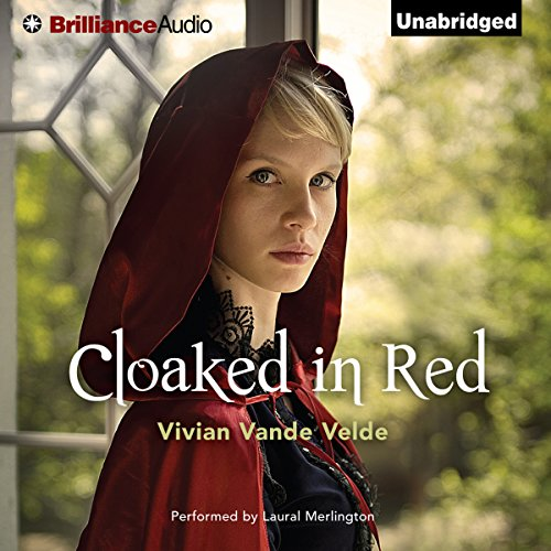 Cloaked in Red cover art