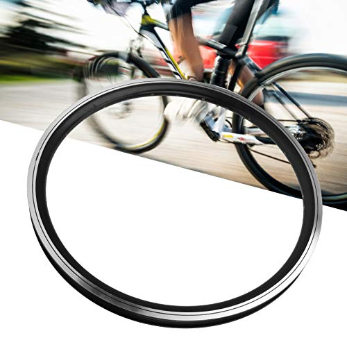 Ruining Llantas de Bicicleta de montaña, Accesorios para Llantas de Bicicleta Llantas de 20 Pulgadas Diseño asimétrico Llantas de 28 Agujeros para neumáticos de 20X1.5 y 20X1.75