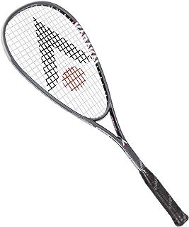 Karakal Unisex's Titanium Hybrid Pro Squash Racket, Black, One Size