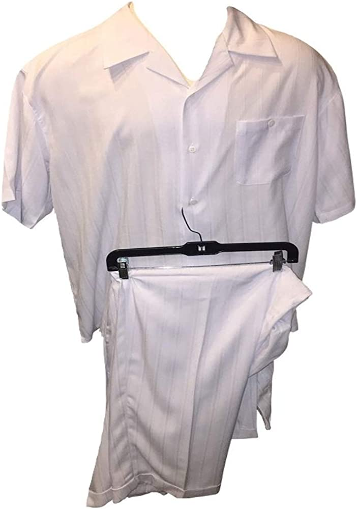 Big and Tall Leisure Suits High Fashion Casual Walking Suits to 8X-Tall