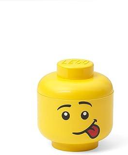 Room Copenhagen 40331726 Rangement Lego Mini en Forme de tête, Silly