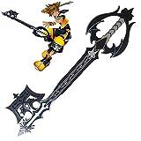 RealFireNSteel Kingdom Hearts - Oblivion Keyblade (LARP Friendly)