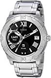 Guess Ace Mens Touch AMOLED Plata Reloj Inteligente - Relojes Inteligentes (AMOLED, Pantalla...