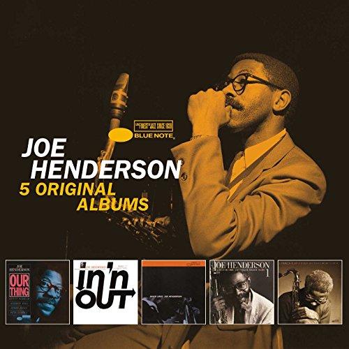 5 Original Albums: Joe Henderson