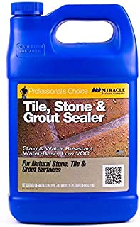 Miracle Sealants Tile and Stone Sealer- Gallon