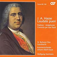 LAUDATE PUERI by ST. BARBARA-CHOR GEESTHACHT/ K