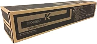 Kyocera TK-8307K TasKalfa 3050 3051 3550 3551 Toner Cartridge (Black) in Retail Packaging