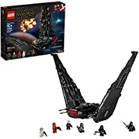 LEGO Star Wars Rise Of Skywalker Kylo Rens Shuttle Building Kit