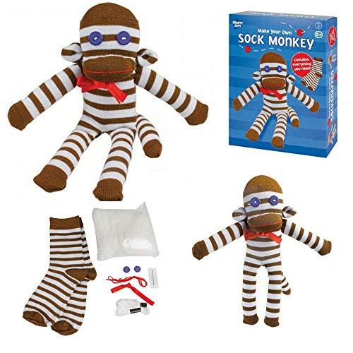 Unbekannt Mache Deinen Eigenen Socken Affen - Zum Selber Basteln - vertrieb durch ABAV