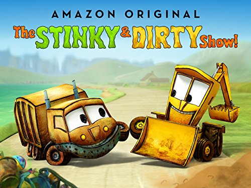 The Stinky & Dirty Show Season 1 - Official Trailer