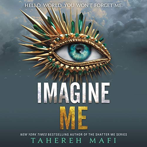 Imagine Me cover art