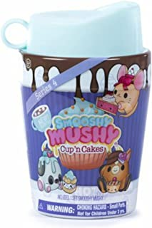 "Smooshy Mushy 174930R4 ""Series 10cm Cups & Cakes Collectible Novelty (colour chosen at random)"