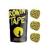RoninTape Seppuku - Pack 3 Tape - Tape Premium Crossfit, Hookgrip, Barbell, Bar