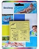 Bestway De Alto Rendimiento Autoadhesivo Hinchable Parche De Reparación Kit. 10 Parches