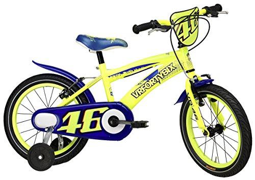 Cicli adriatica Junior boy vr46 16'