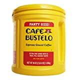 Café Bustelo Coffee, Espresso Ground Coffee, 36 Ounces