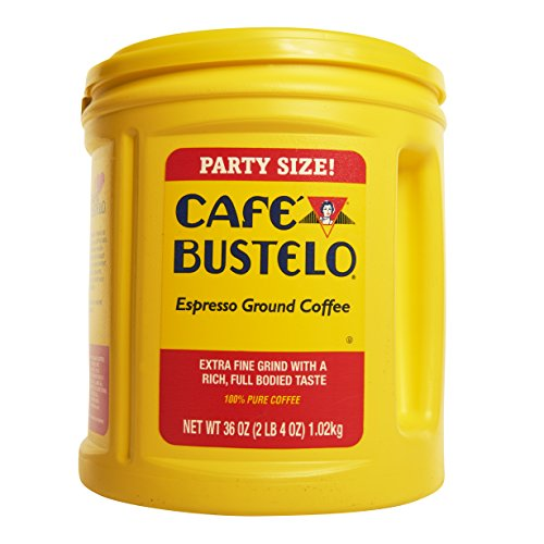 Café Bustelo Coffee, Espresso Ground Coffee, 36 Ounces