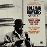 Coleman Hawkins Quartet. Complete 1962 Studio Recordings. Good Old Broadway + No Strings + Make Someone Happy + Today and Now