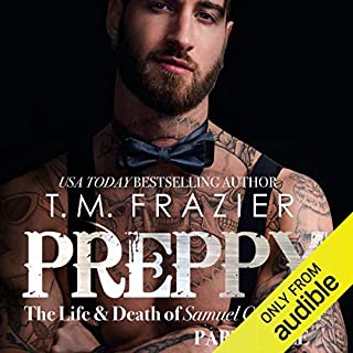Preppy, Part Three: The Life & Death of Samuel Clearwater audiobook cover art