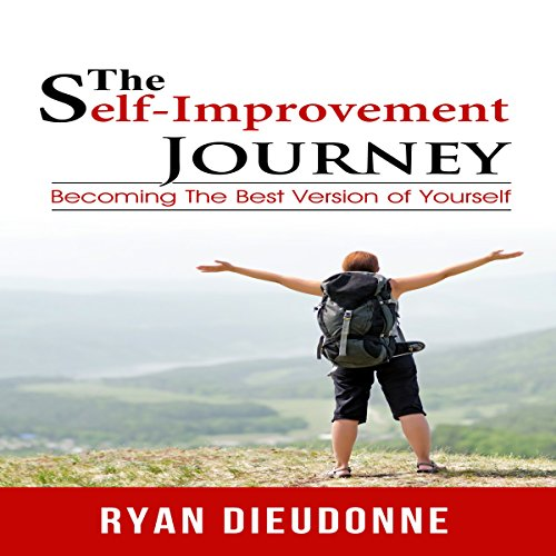 The Self-Improvement Journey audiobook cover art