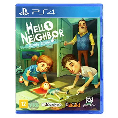 Hello Neighbor Esconde Esconde Ps4-esconde Esconde-playstation_4