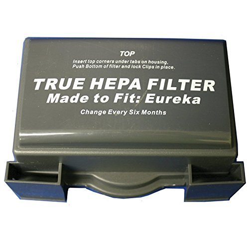 Eureka Sanitaire MM Mighty Mite Microlined HEPA HF8 Vacuum Filter, Mighty Mite, Pet Lover, Sanitaire Commercial Canister Vacuum Cleaners, 60666B, 60666A, 60666-6, EUR 60295-6