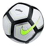 Nike - SC3176 - Ballon football - Mixte adulte - Multicolore - (blanc/noir - 5