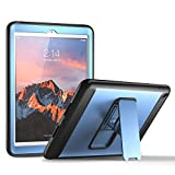 YOUMAKER New iPad 9.7 Case 2018/2017, Heavy Duty Kickstand with Built-in Screen...