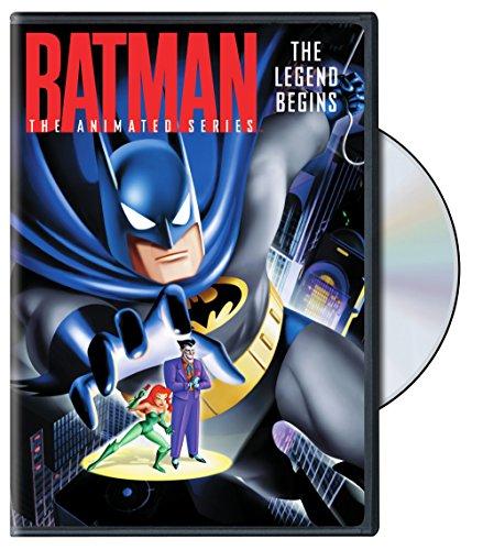 Batman: Animated Series - Legend Begins [Reino Unido] [DVD]
