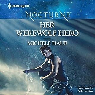 Her Werewolf Hero audiobook cover art